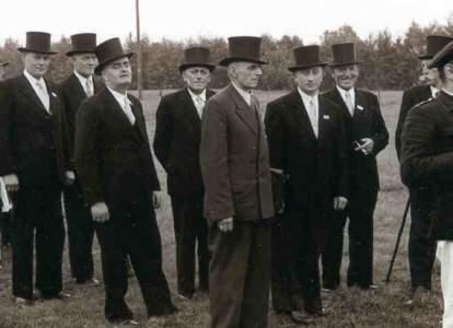 Vorstand 1954